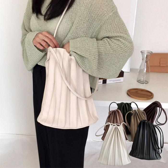 ショルダーバッグ 品質保証 レディース 大人 プリーツバッグ 商舗 トートバッグ かわいい 通勤 通勤バッグ 肩掛けバッグ