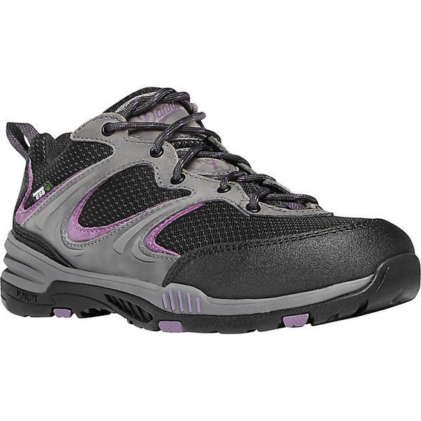ダナー レディース ブーツ&レインブーツ シューズ Danner Women's Springfield Low ESD 3IN NMT Shoe Grey / Purple