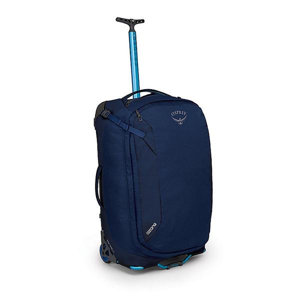 オスプレー レディース ボストンバッグ バッグ Osprey Ozone 26 Inch Travel Pack Buoyant Blue