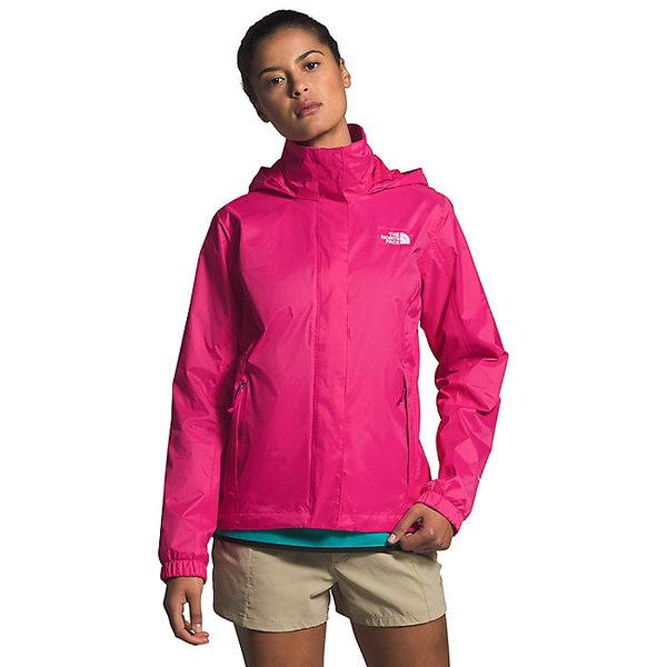 ノースフェイス レディース ジャケット&ブルゾン アウター The North Face Women's Resolve 2 Jacket Mr. Pink