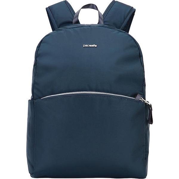 パックセーフ レディース ボストンバッグ バッグ Pacsafe Women's Stylesafe Backpack Navy