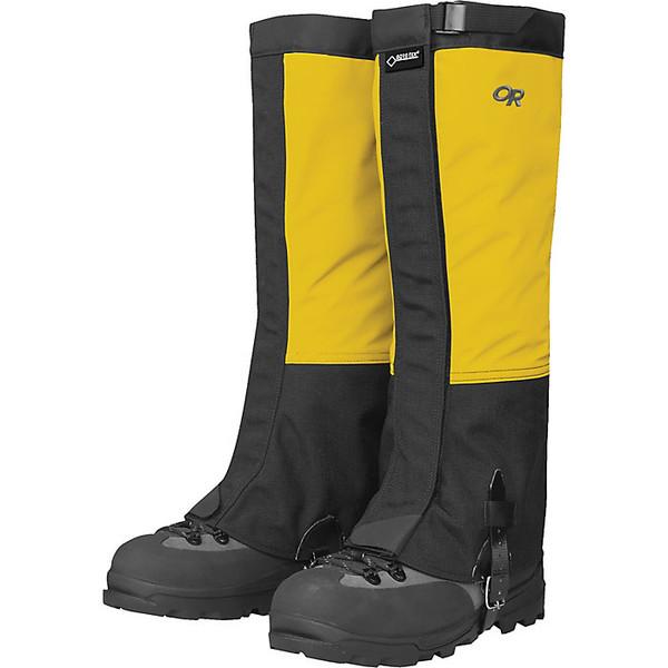 アウトドアリサーチ メンズ ブーツ&レインブーツ シューズ Outdoor Research Crocodiles Yellow / Black
