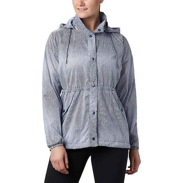 コロンビア レディース ジャケット&ブルゾン アウター Columbia Women's Day Trippin' Jacket Nocturnal Ombre Stripe