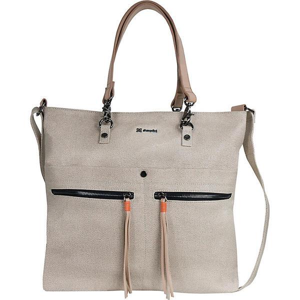 シェルパニ レディース バックパック・リュックサック バッグ Sherpani Women's Faith Backpack Natural