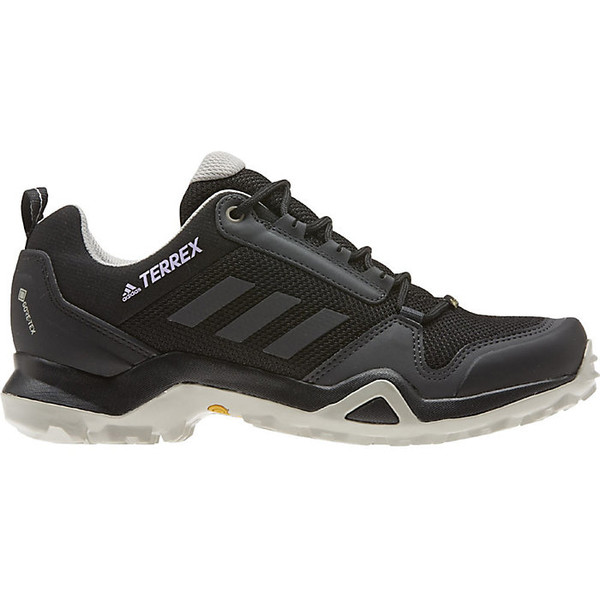アディダス レディース ハイキング スポーツ Adidas Women's Terrex AX3 GTX Boot Black / Dgh Solid Grey / Purple Tint