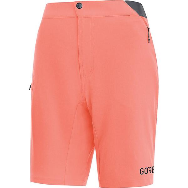 ゴアウェア レディース カジュアルパンツ ボトムス Gore Wear Women's Gore R5 Short Coral Glow