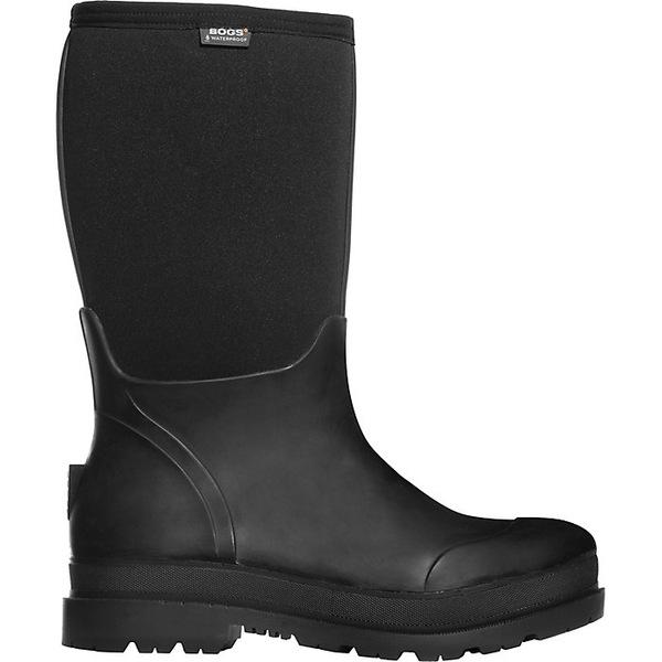 ボグス メンズ ブーツ&レインブーツ シューズ Bogs Men's Stockman CT Boot Black