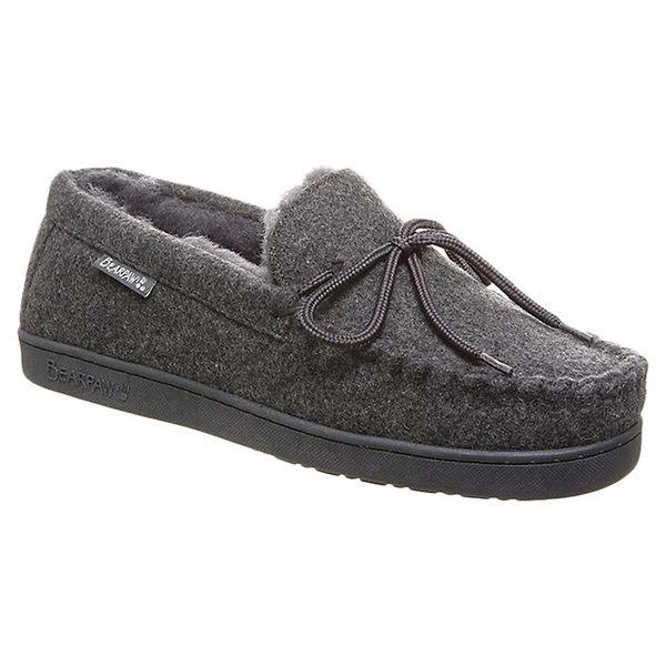 ベアパウ メンズ サンダル シューズ Bearpaw Men's Moc II Shoe Gray II