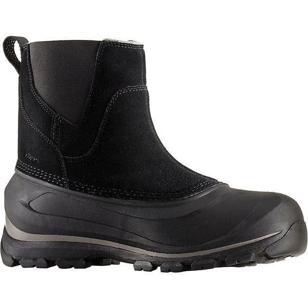 ソレル メンズ ブーツ&レインブーツ シューズ Sorel Men's Buxton Pull-On Boot Black / Quarry