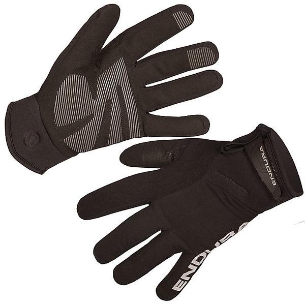 エンデュラ メンズ 手袋 アクセサリー Endura Men's Strike II Glove Black