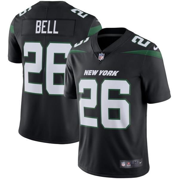 ナイキ メンズ ユニフォーム トップス Le'Veon Bell New York Jets Nike Vapor Limited Jersey Green