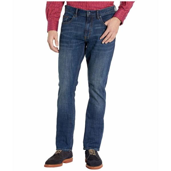 ロバートグラハム メンズ デニムパンツ ボトムス Creed Jeans in Indigo Indigo