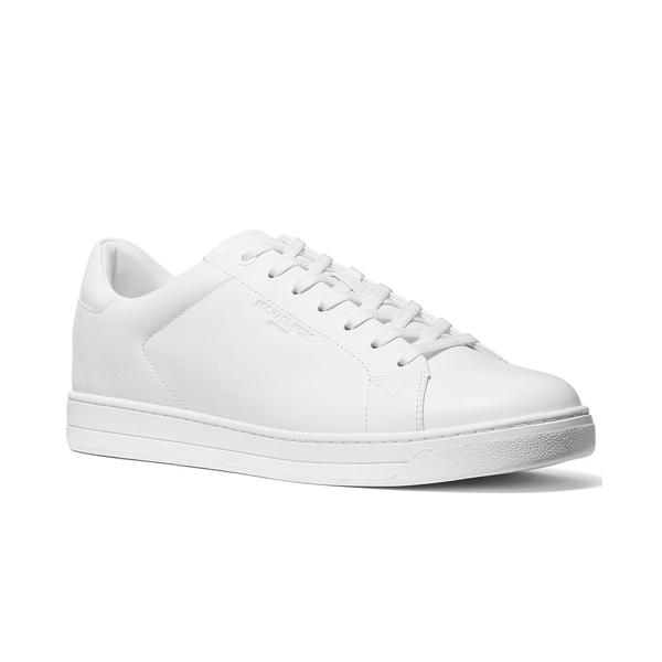 マイケルコース 店内限界値引き中 セルフラッピング無料 メンズ シューズ スニーカー White Nate Sneakers 全商品無料サイズ交換 Men's 本物