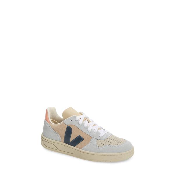 ヴェジャ レディース スニーカー シューズ V-10 Sneaker Multi/ Almond/ California