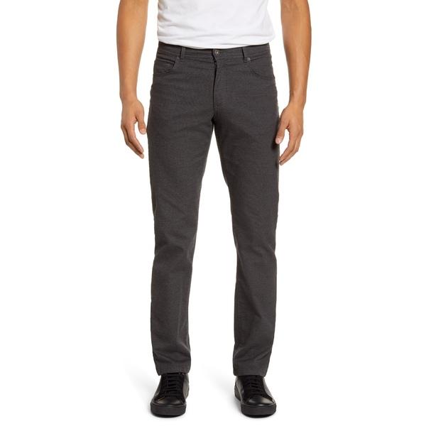 ブラックス メンズ カジュアルパンツ ボトムス Cooper Fancy Straight Leg Pants Anthra