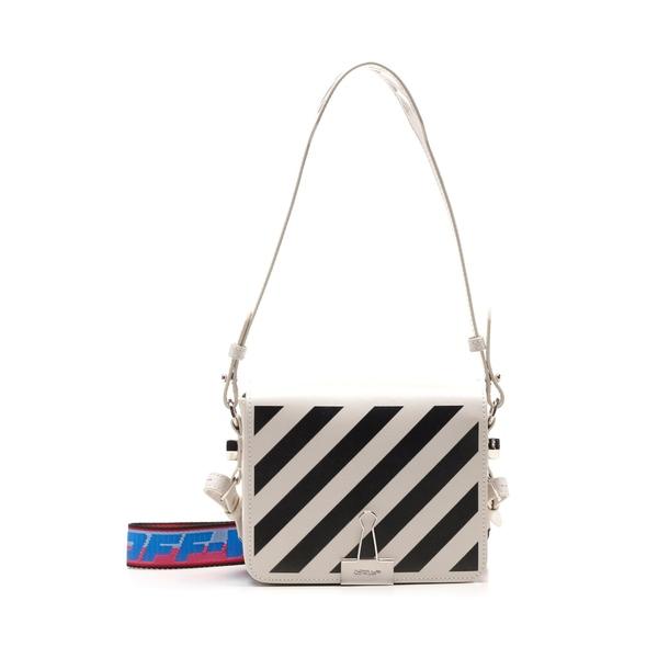 <title>オフホワイト レディース バッグ ショルダーバッグ - 全商品無料サイズ交換 Off-White Diagonal Flap Shoulder 注目ブランド Bag</title>