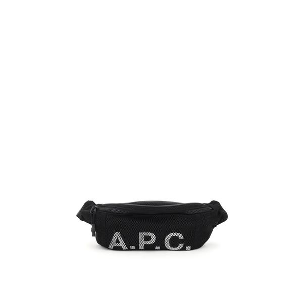 <title>アーペーセー メンズ バッグ ショルダーバッグ クリアランスsale!期間限定! - 全商品無料サイズ交換 A.P.C. Rebound Belt Bag</title>