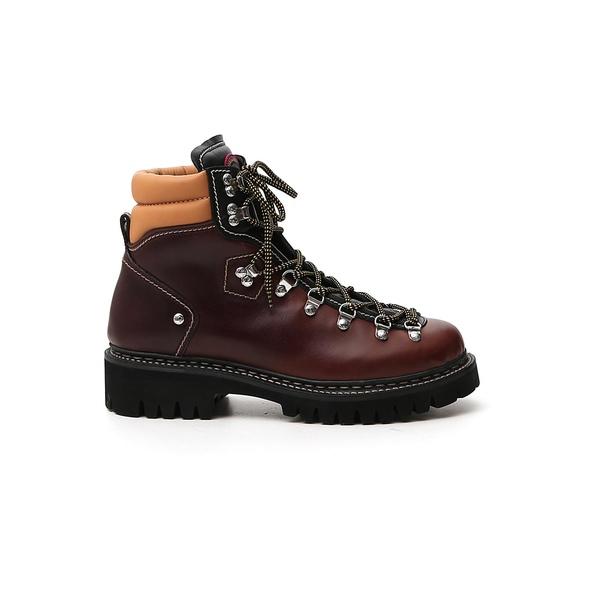 ディースクエアード 予約 メンズ シューズ ブーツ レインブーツ 祝開店大放出セール開催中 - Mountain Dsquared2 Boots 全商品無料サイズ交換 Lace-Up