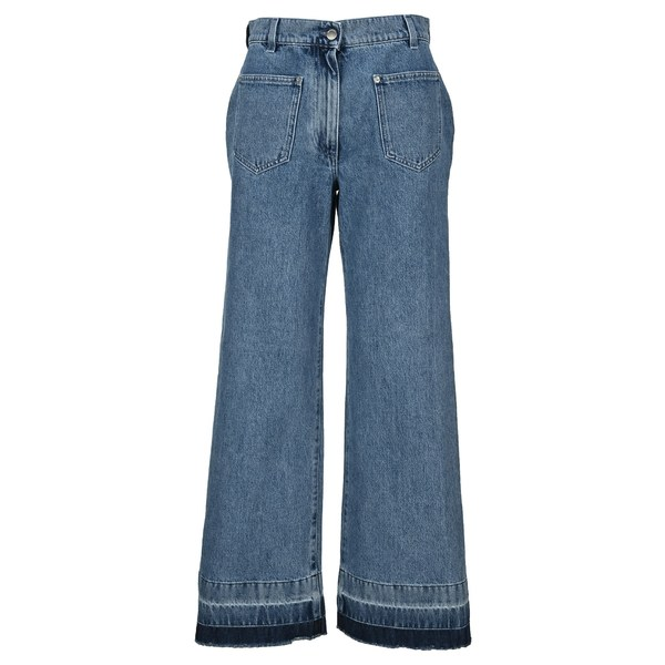 <title>J.W.アンダーソン 倉 レディース ボトムス デニムパンツ - 全商品無料サイズ交換 JW Anderson Bootleg Raw Hem Jeans</title>