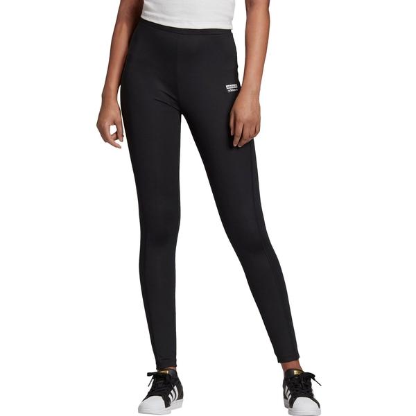 アディダス レディース カジュアルパンツ ボトムス adidas Women's Originals Performance Tight Black