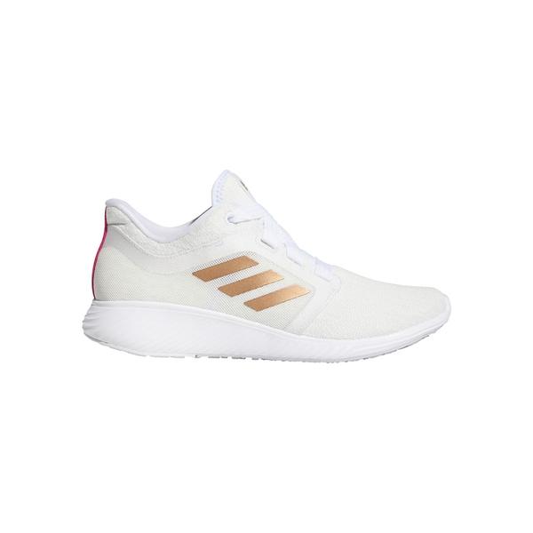 アディダス レディース スニーカー シューズ Women's Edge Lux 3 Running Sneakers White Copper