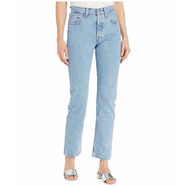 リーバイス レディース デニムパンツ ボトムス 501 Jeans Luxor Indigo