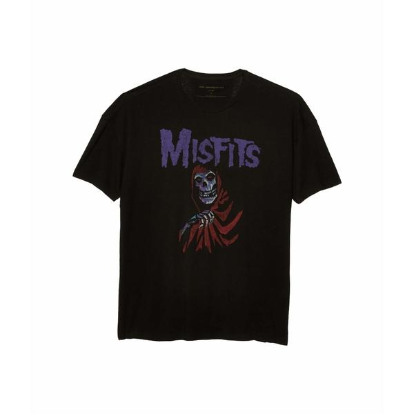 ジョンバルバトス メンズ シャツ トップス Misfits Fiend Tee Black