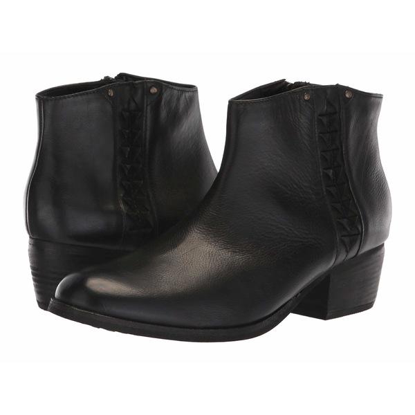 クラークス レディース ブーツ&レインブーツ シューズ Maypearl Fawn Black Leather