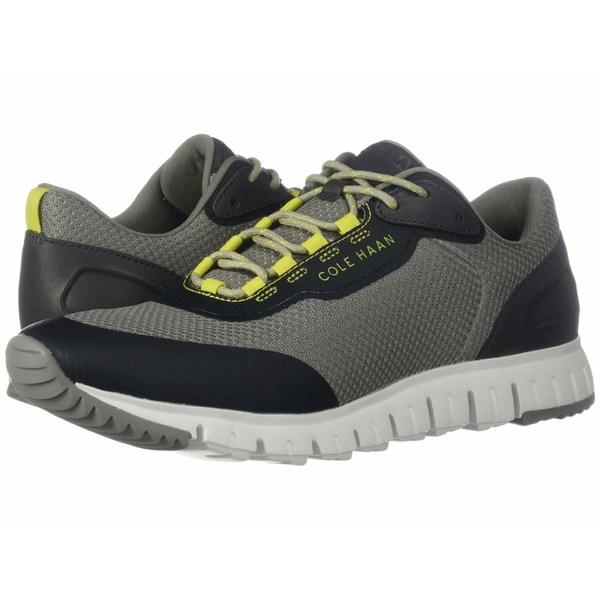コールハーン メンズ スニーカー シューズ Grandsport Flex Sneaker Slt/Perscp/Off-White