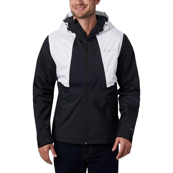 コロンビア メンズ ジャケット&ブルゾン アウター Inner Limits II Jacket - Men's Black/White