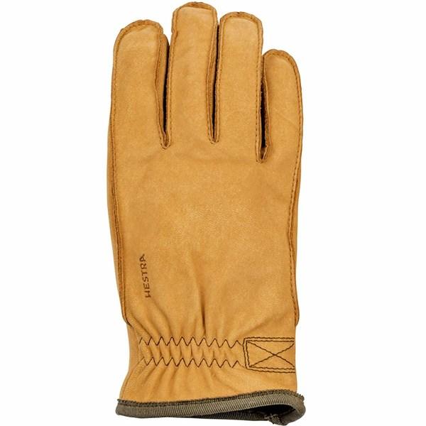 ヘストラ メンズ 手袋 アクセサリー Tived Glove Tan