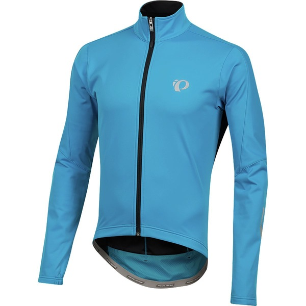 パールイズミ メンズ サイクリング スポーツ Elite Pursuit AmFIB Jacket - Men's Atomic Blue/Black