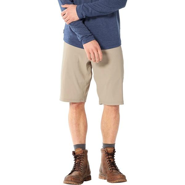 アイスブレーカー メンズ ハーフ&ショーツ ボトムス Persist Short - Men's British Tan