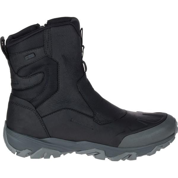 メレル メンズ ブーツ&レインブーツ シューズ Coldpack Ice+ 8in Zip Polar Waterproof Boot - Men's Black