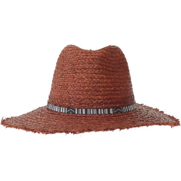 カブー レディース 帽子 アクセサリー Flores Hat - Women's Soil