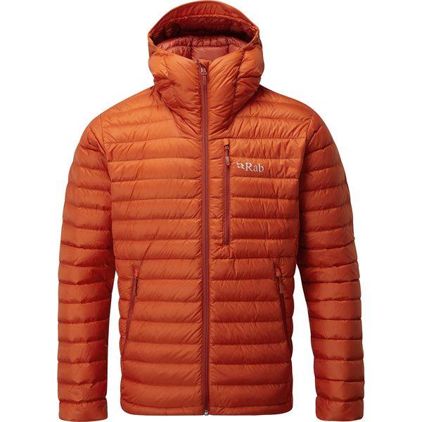 ラブ メンズ ジャケット&ブルゾン アウター Microlight Alpine Down Jacket - Men's Firecracker/Red Clay