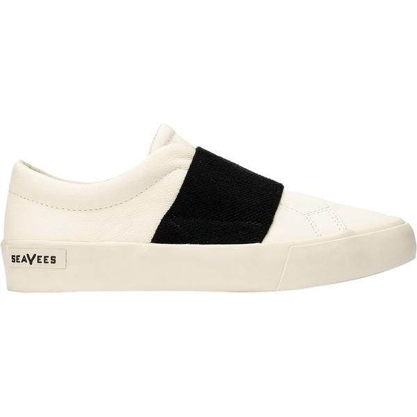 シービーズ レディース スニーカー シューズ Gallery Gore Leather Sneaker - Women's White