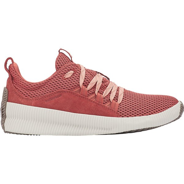 ソレル レディース スニーカー シューズ Out 'N About Plus Sneaker - Women's Dusty Crimson