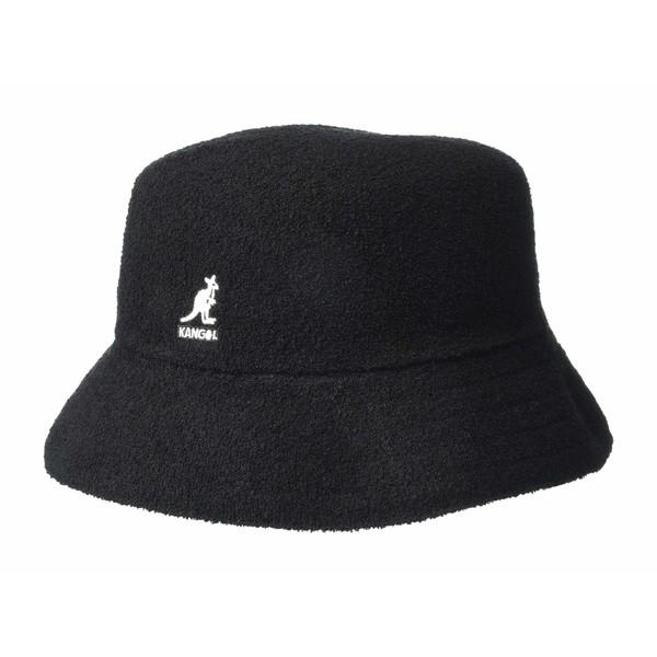 カンゴール メンズ 帽子 アクセサリー Bermuda Bucket Black
