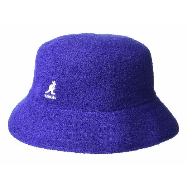 カンゴール メンズ 帽子 アクセサリー Bermuda Bucket Grape