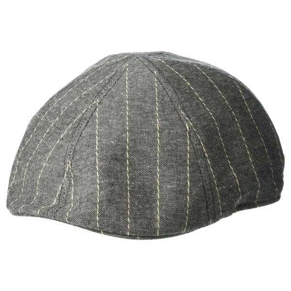 ベーリー オブ ハリウッド メンズ 帽子 アクセサリー Rowson Black Marl