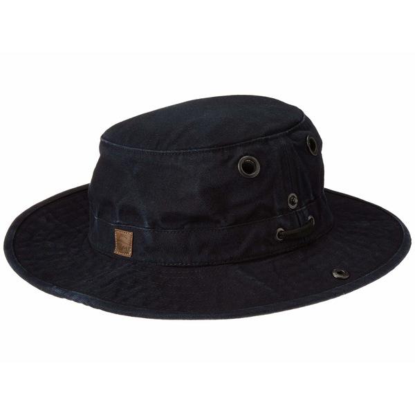 ティレイエンデゥラブル メンズ 帽子 アクセサリー Wanderer Black