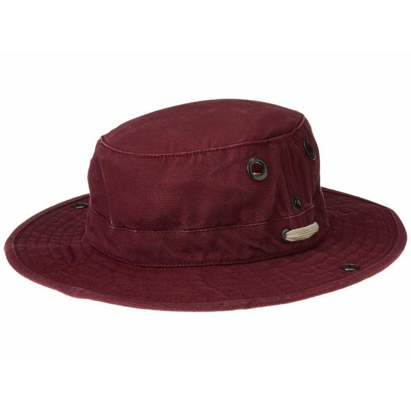 ティレイエンデゥラブル メンズ 帽子 アクセサリー Wanderer Burgundy