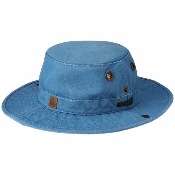 ティレイエンデゥラブル メンズ 帽子 アクセサリー Wanderer Blue Rapids