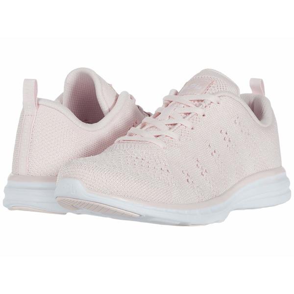 APL レディース スニーカー シューズ Techloom Pro Bleached Pink/Metallic Pearl/White