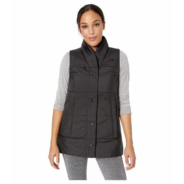 ノースフェイス レディース コート アウター Femtastic Insulated Vest TNF Black
