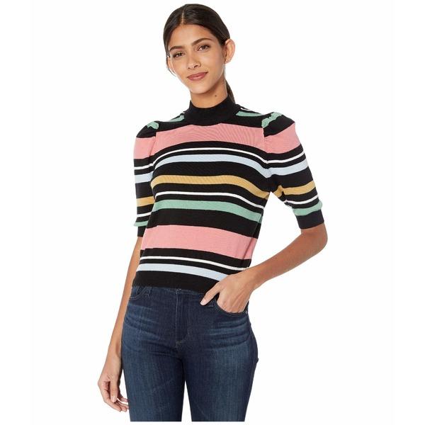 BCBジェネレーション レディース ニット&セーター アウター Striped Sweater - TUO5283418 Multi