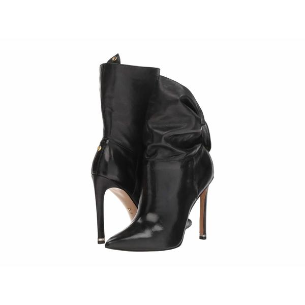 ケネスコール レディース ブーツ&レインブーツ シューズ Riley 110 Slouch Black Leather