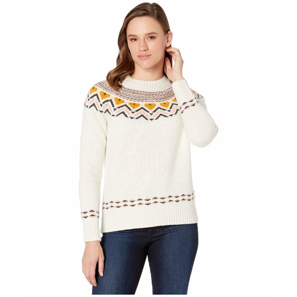 スマートウール レディース ニット&セーター アウター CHUP Potlach 1/2 Zip Sweater Medium Gray Heather