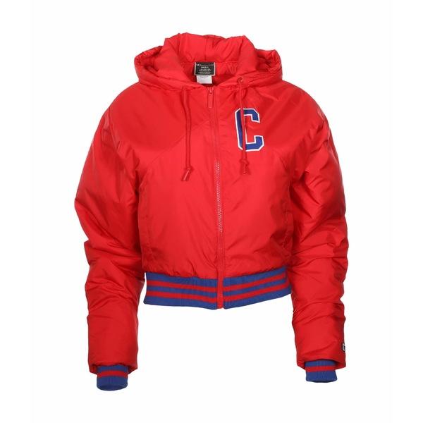 チャンピオン レディース コート アウター Filled Fashion Jacket Scarlet